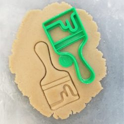 Paint Brush Cookie Cutter