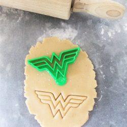 Wonderful Woman Cookie Cutter