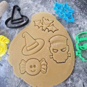 Halloween Range Of Cookie Cutters