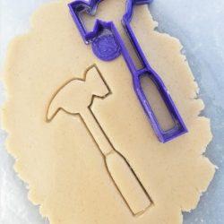 Hammer Cookie Cutter