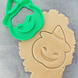 Pumpkin With Hat Cookie Cutter