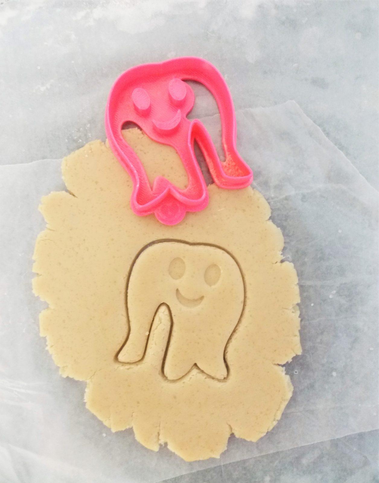 Tea Cup Ghost Cookie Cutter
