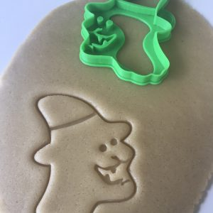 Witch Face Cookie Cutter