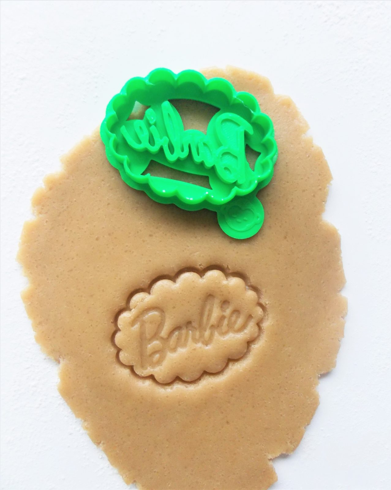 Girly Word Cookie Cutter