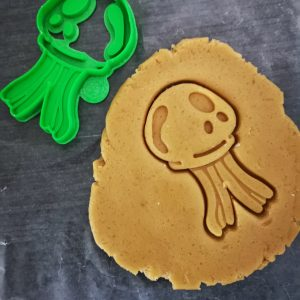 Jellyfish Cookie Cutter