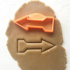 Arrow Outline Cookie Cutter