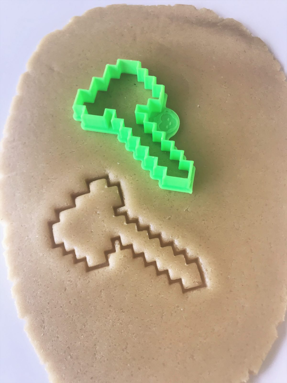 Axe Cookie Cutter