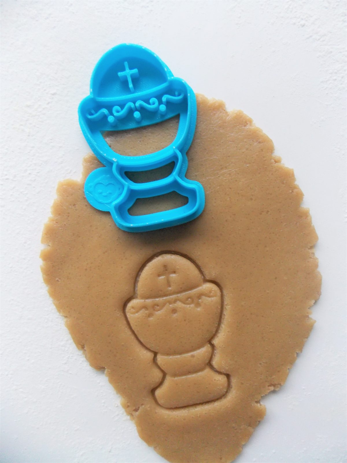 Egg Cup Cookie Cutter