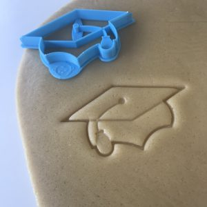 Graduation Hat Cookie Cutter