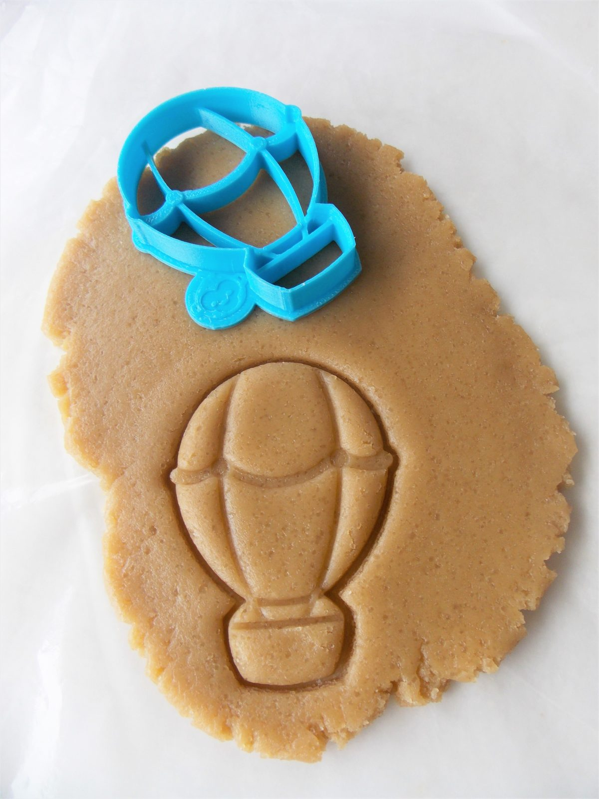 Hot Air Balloon Cookie Cutter