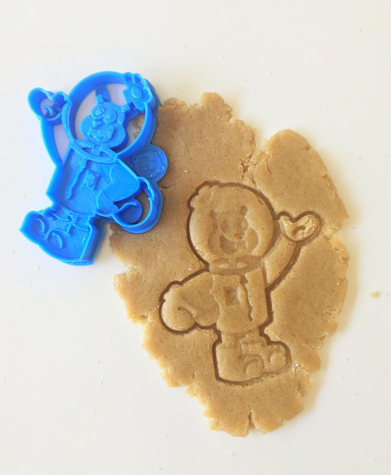 Squirrel Lady Cookie Cutter