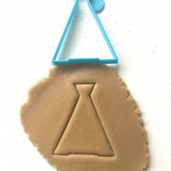 Teepee Outline Cookie Cutter