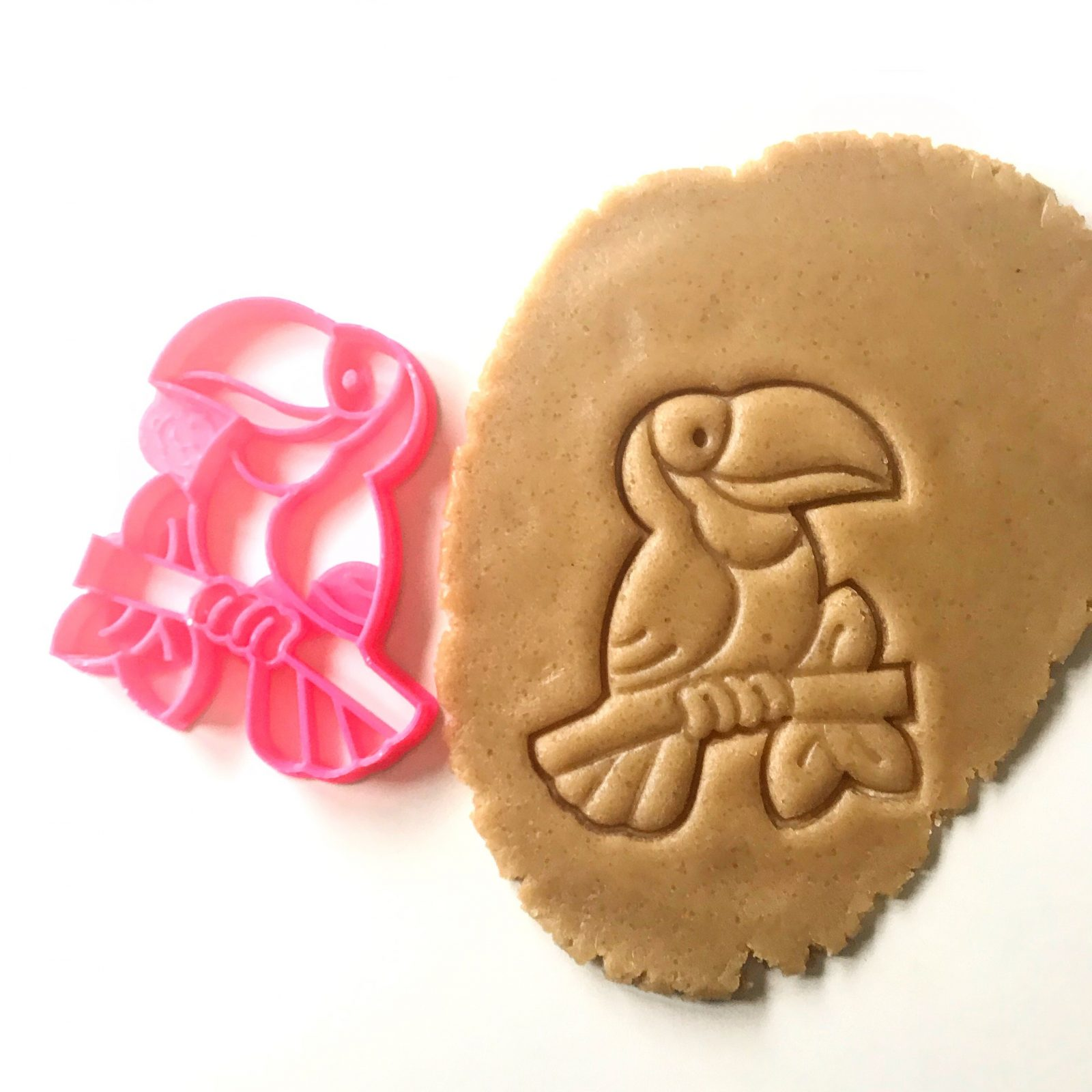 Toucan Cookie Cutter