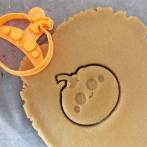 Cute Pumpkin Cookie Cutter