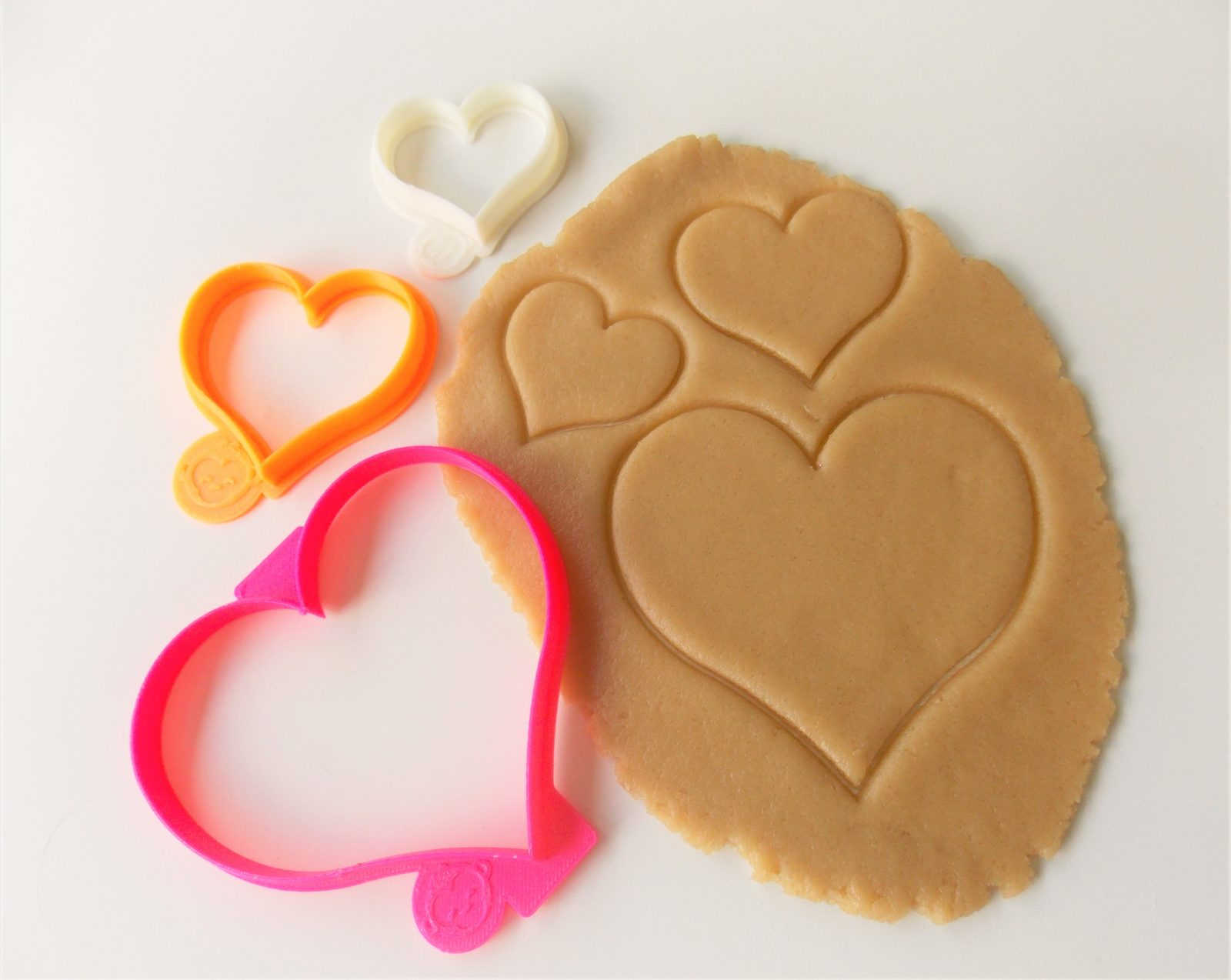 Heart Outline Cookie Cutter