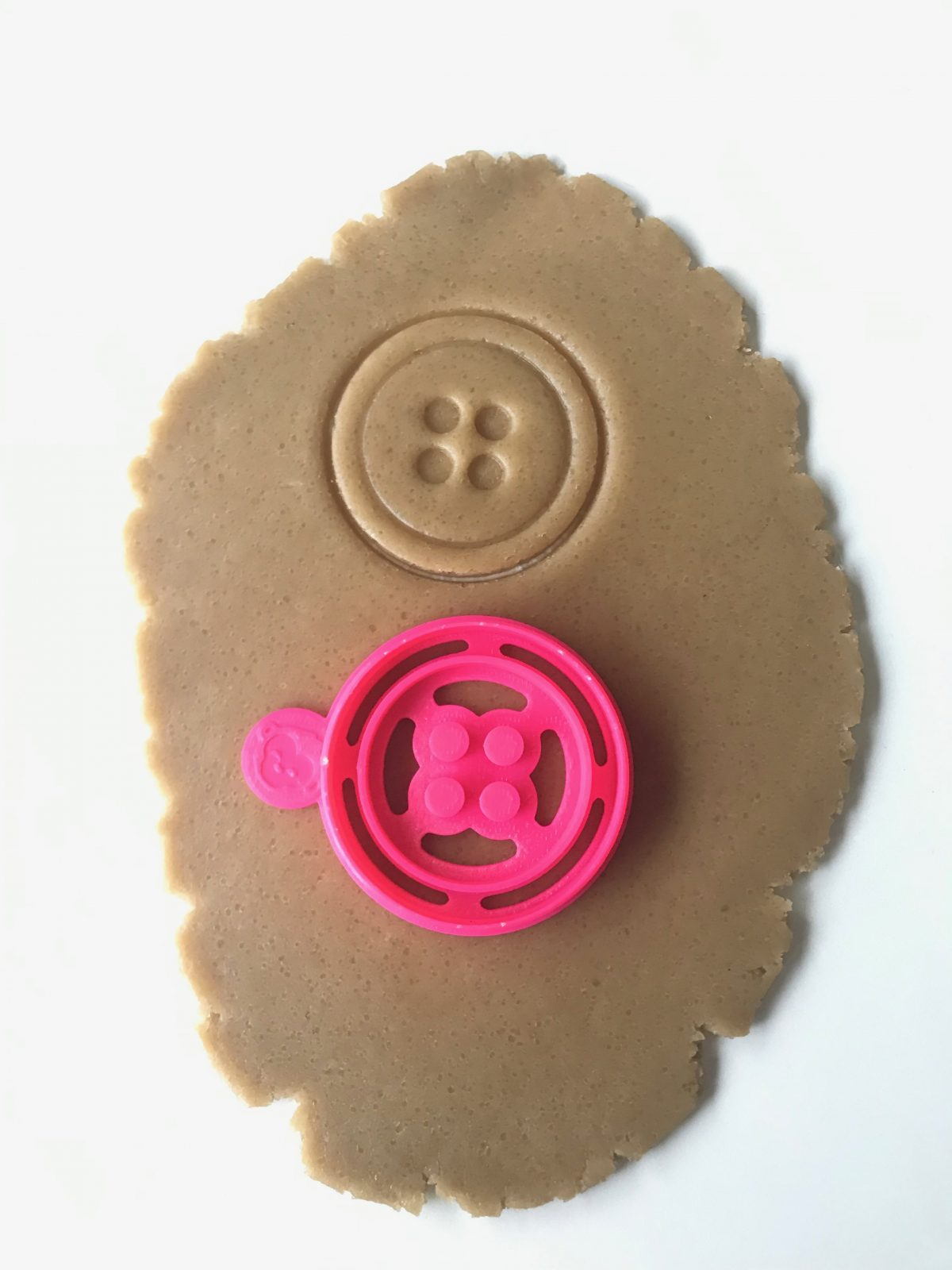 Button Cookie Cutter