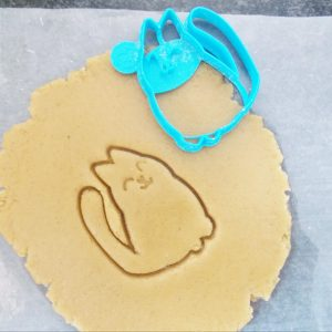 Fat Cat Cookie Cutter
