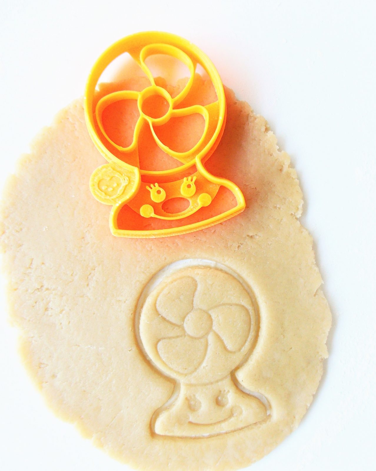 Happy Fan Cookie Cutter