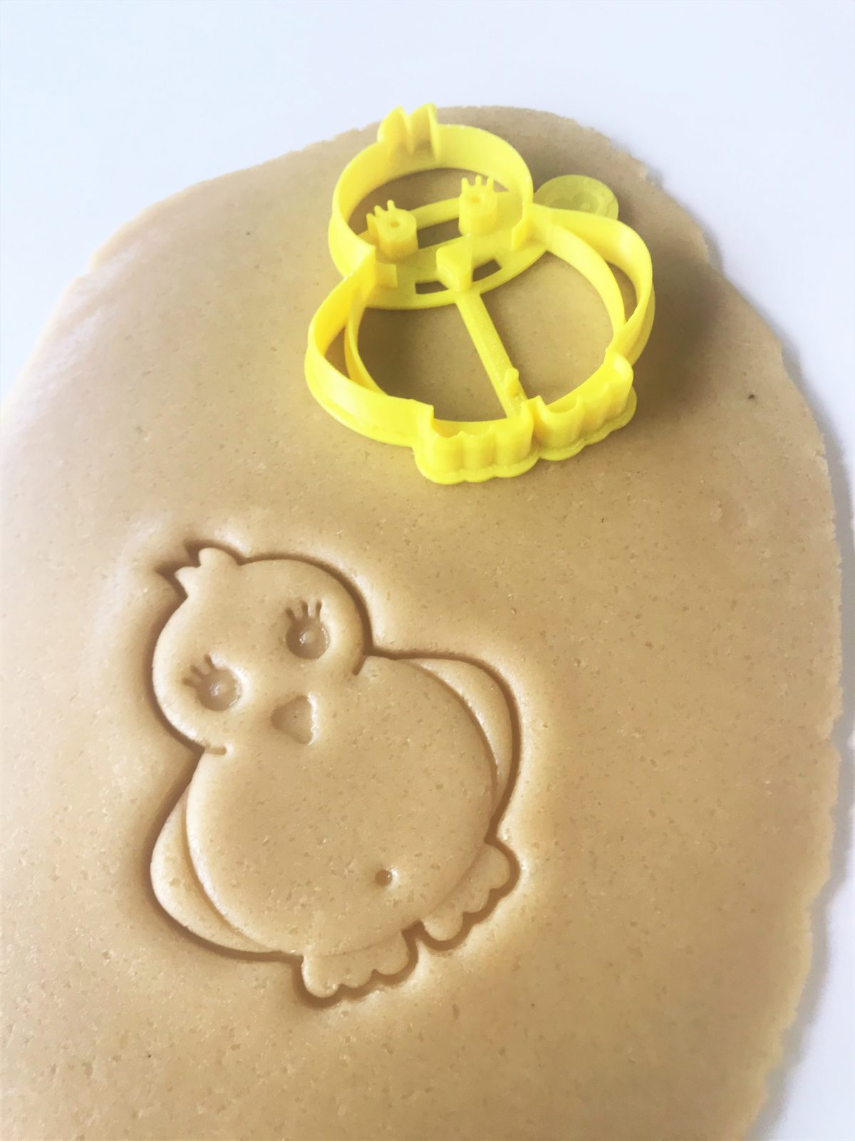 Belly Chick Cookie Cutter
