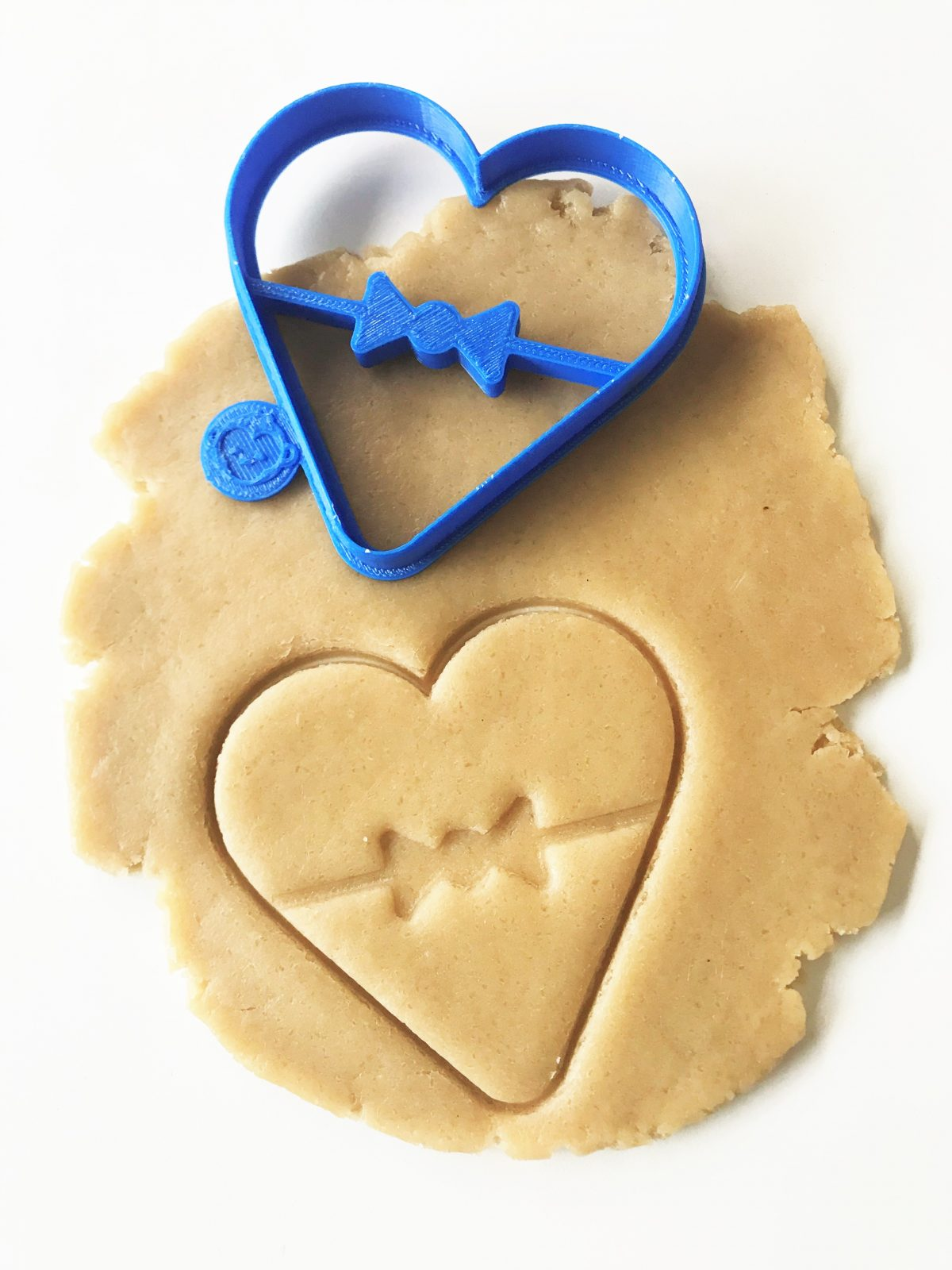 Bow Tie Heart Cookie Cutter