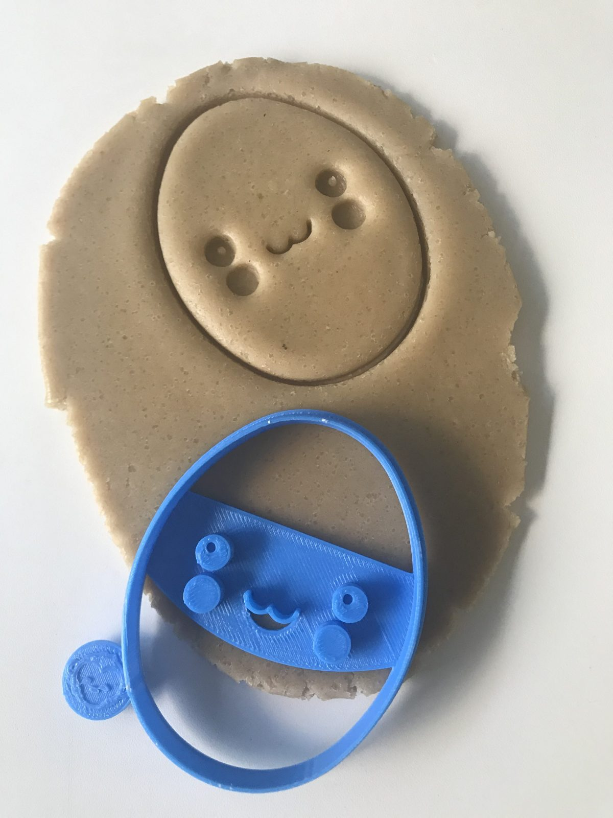 Normal Egg Cookie Cutter