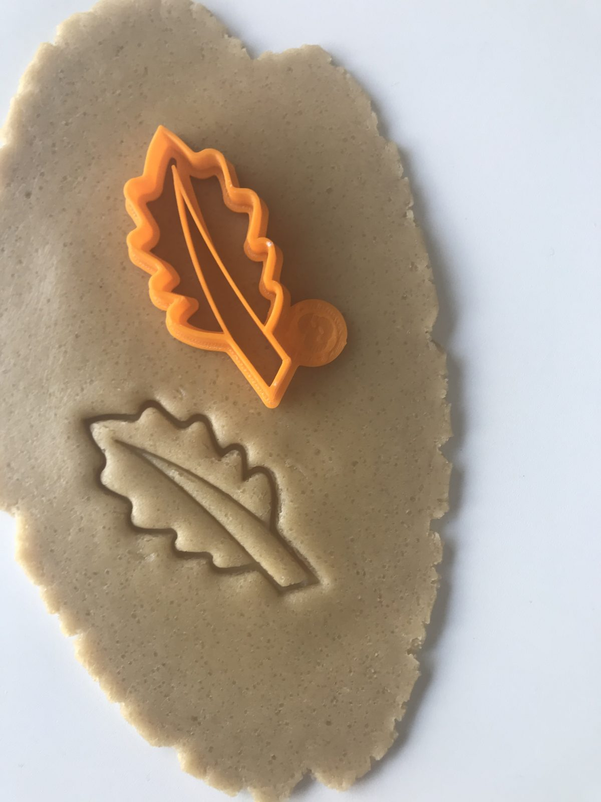 Forest Leaf Cookie Cutter
