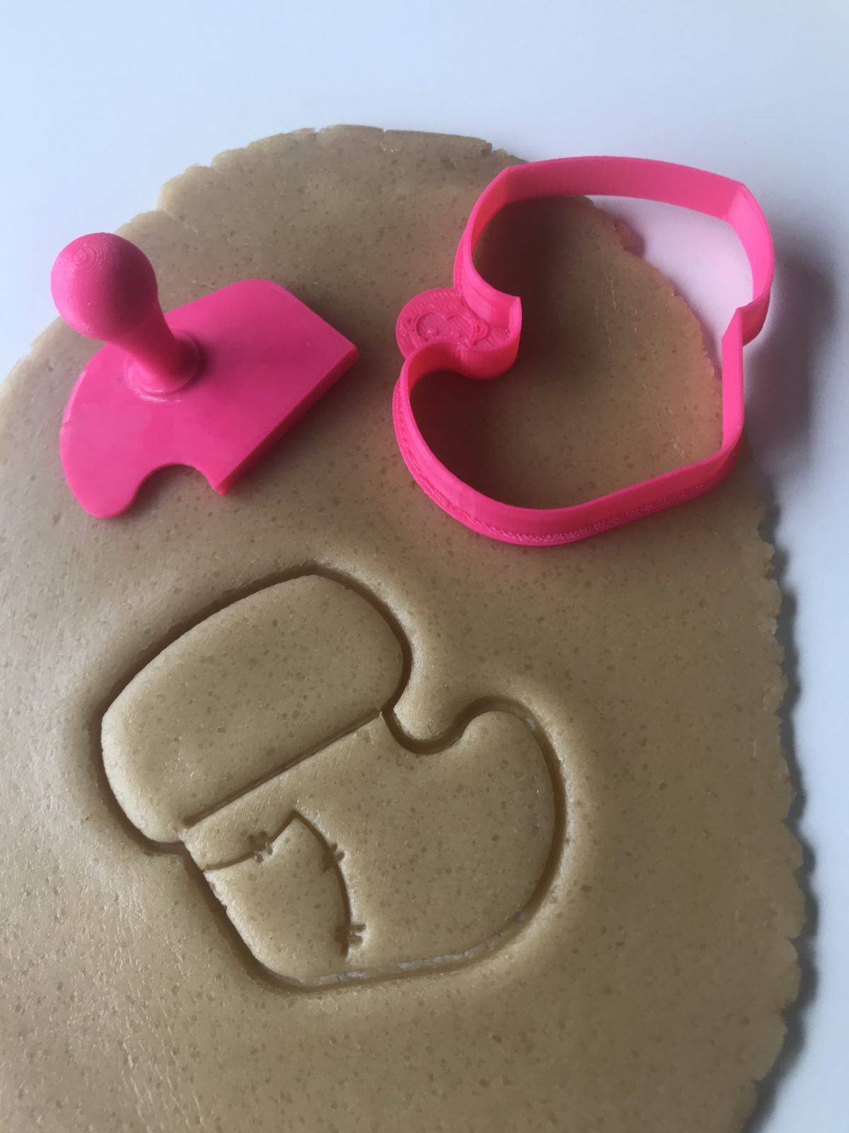 Christmas Stocking Mini Cookie Cutter