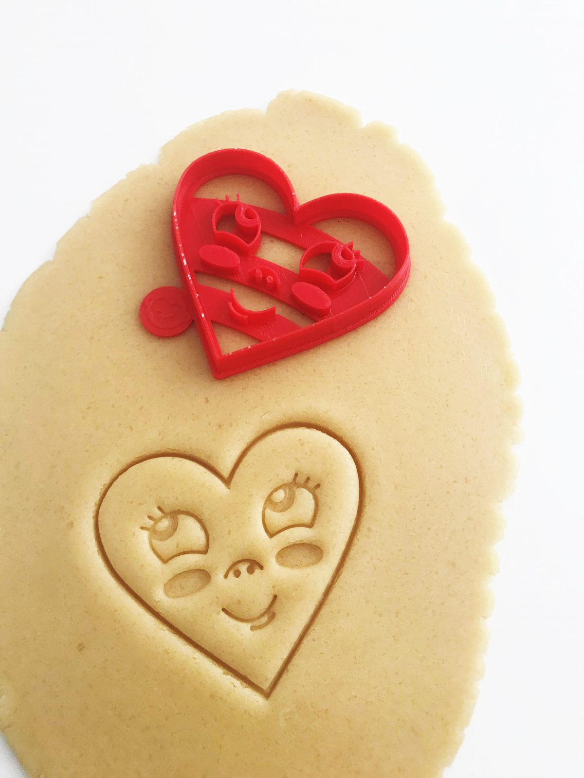 Adorable Heart Cookie Cutter