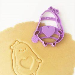 Cute Avo Cookie Cutter, Pun, Valentines