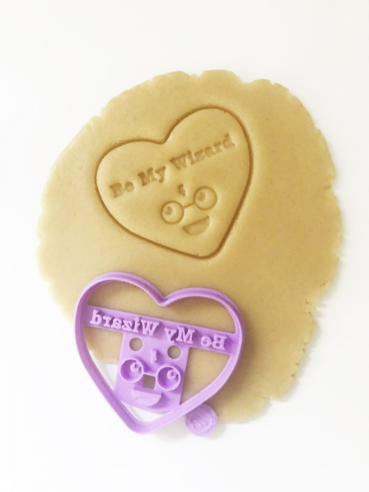 Be My Wizard Cookie Cutter