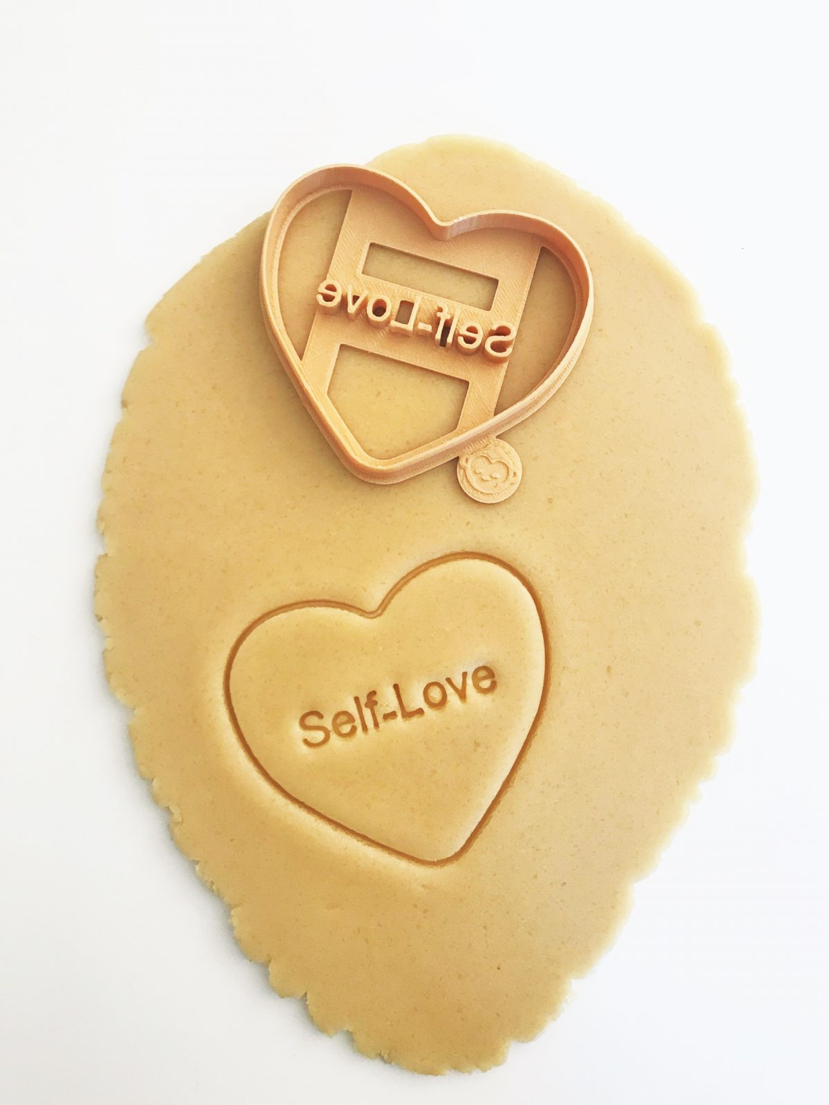 Self Love Cookie Cutter