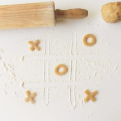 Tic Tac To Cookie Cutters