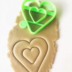Jam Filled Cookies, Cookie Cutter