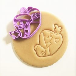 Bunny Carrot Cookie Cutter