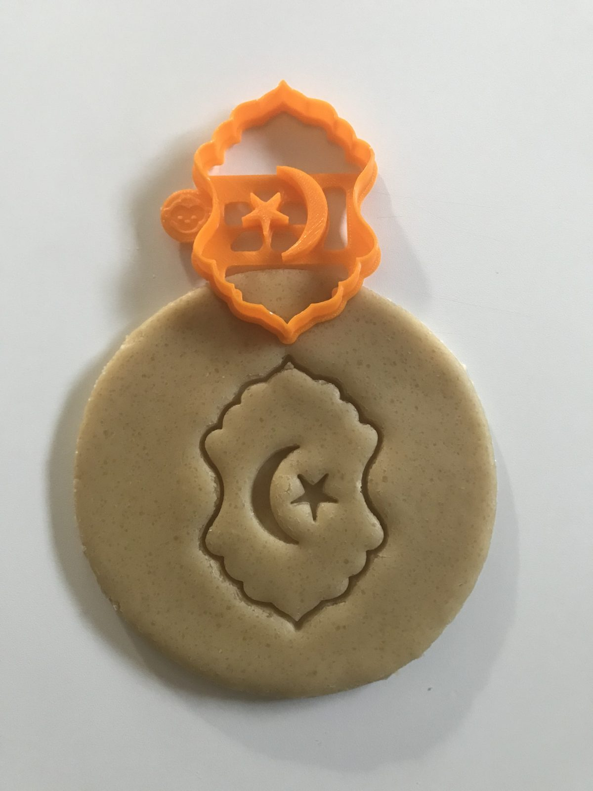 Moon And Star In Lantern Cookie Cutter